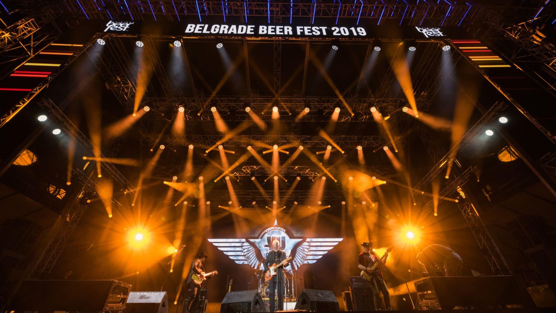 EXIT, Beerfest, Lovefest, Arsenal, Nishville, and other major Serbian festivals