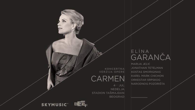 Svetska operska diva Elina Garanča