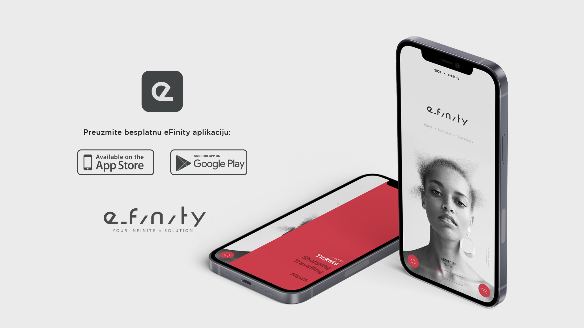 Endless possibilities of the new eFinity application
