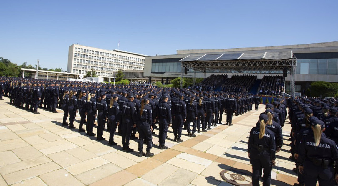 Police and Internal Ministry Day celebrated