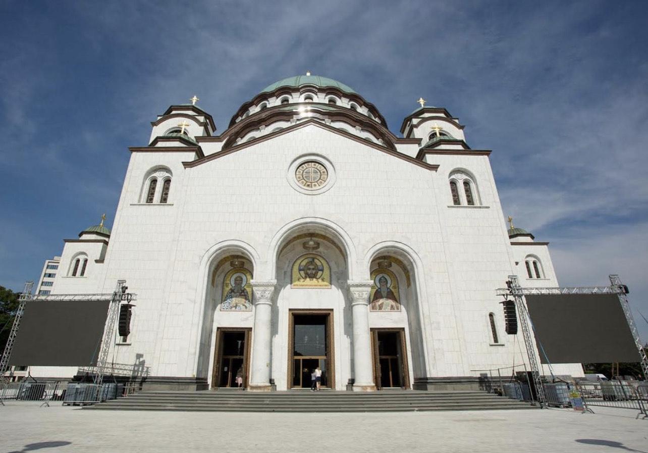 Patron saint day of the city of Belgrade
